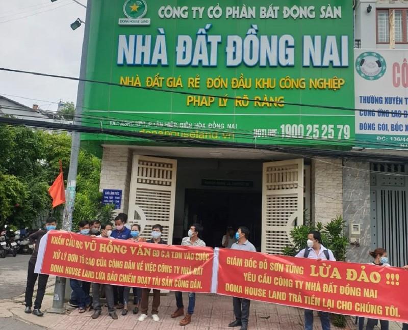 Tổng giám đốc công ty Bất động sản nhà đất Đồng Nai bị bắt - ảnh 2