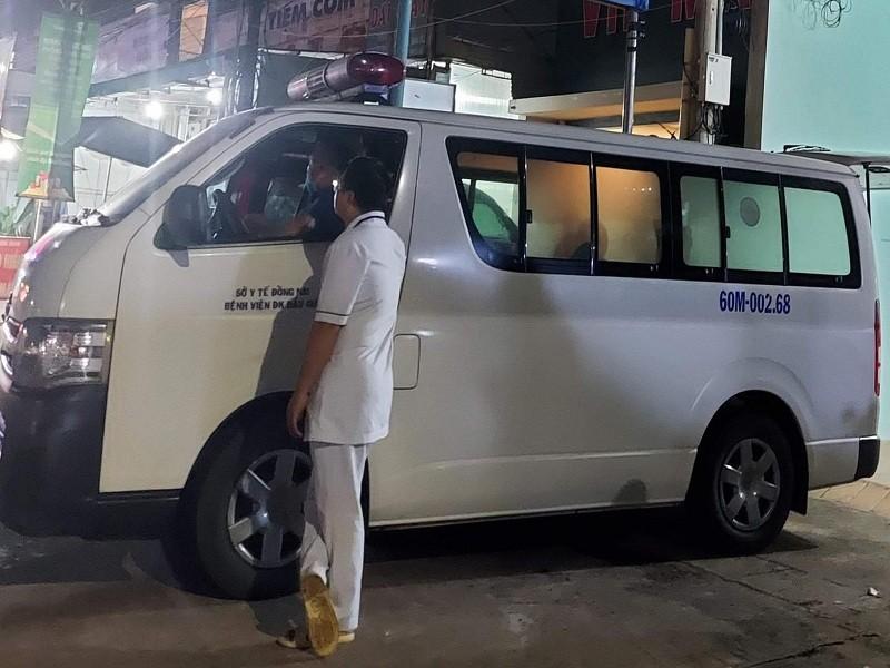 1 phụ nữ nghi bị người tình giết trong khách sạn ở Đồng Nai  - ảnh 1