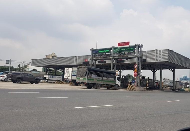 Điều chỉnh giao thông sau tạm dừng thu phí BOT cầu Đồng Nai  - ảnh 1