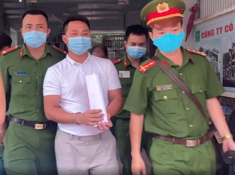Công an tìm bị hại đã mua đất của công ty BĐS nhà đất Đồng Nai - ảnh 1