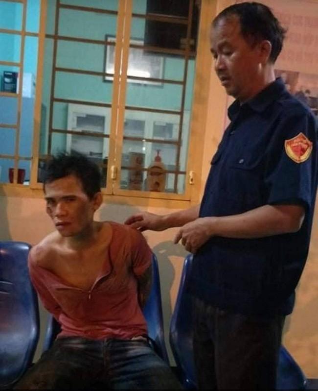 Ra tay cướp giật khi đang chở vợ và con 5 tháng tuổi  - ảnh 1