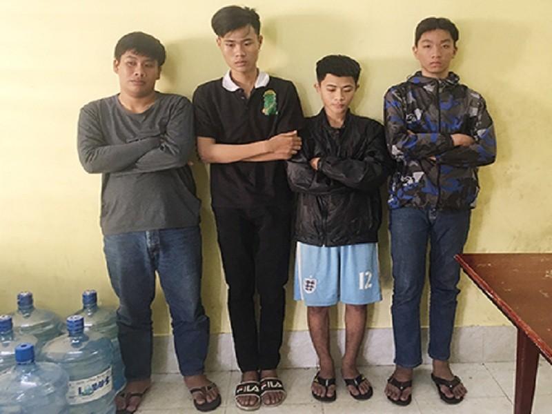 Bắt băng cướp chuyên tấn công phụ nữ ở Đồng Nai  - ảnh 1