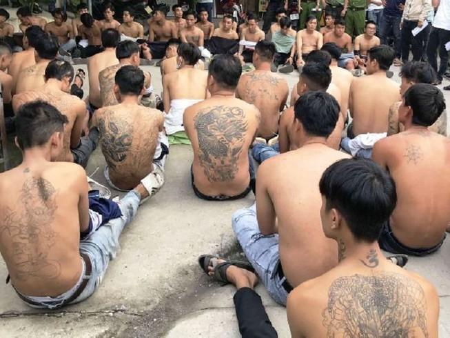Thông tin mới vụ bắt 59 giang hồ tranh chấp đất ở Đồng Nai - ảnh 1