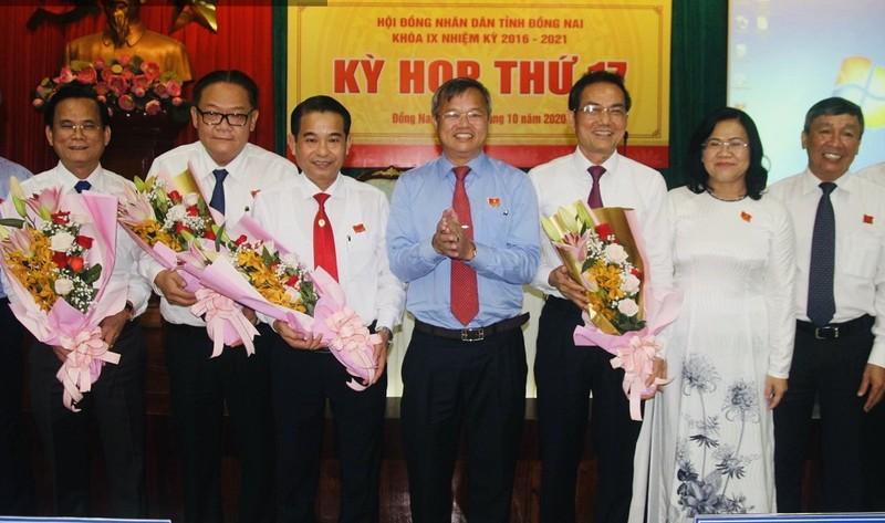 Đồng Nai: Trưởng ban tuyên giáo giữ chức Phó Chủ tịch tỉnh - ảnh 1