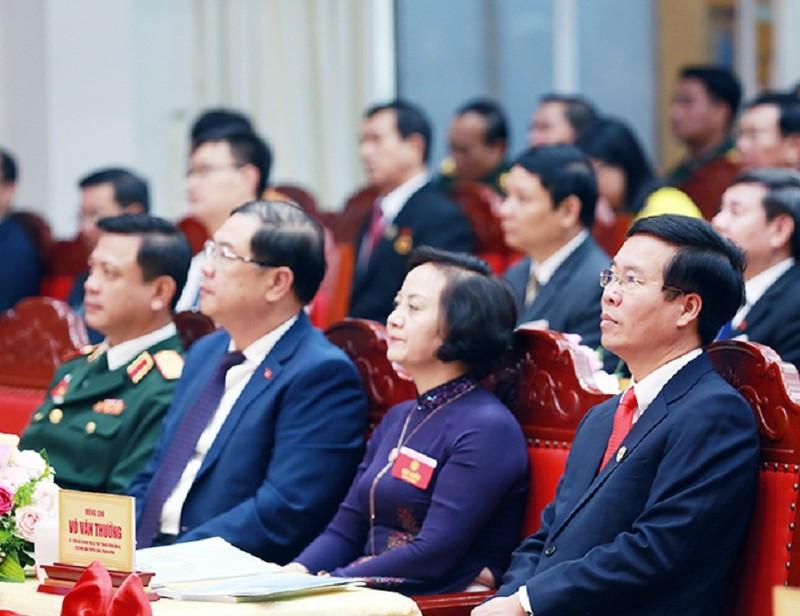 Khai mạc Đại hội đại biểu Đảng bộ tỉnh Đồng Nai lần thứ XI - ảnh 2