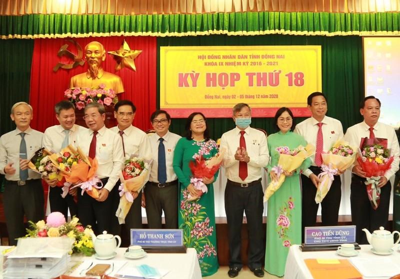 Đồng Nai có 3 tân Phó Chủ tịch UBND tỉnh - ảnh 1