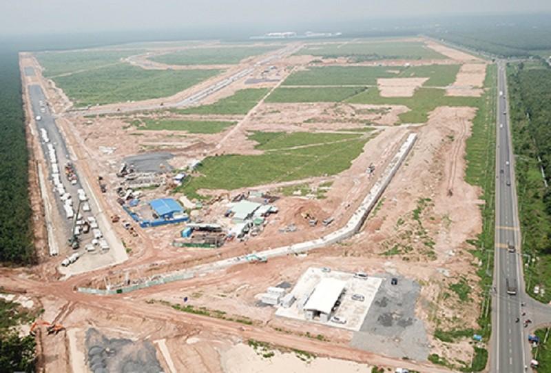 Bắt đầu xây dựng hạ tầng khu tái định cư sân bay Long Thành - ảnh 1