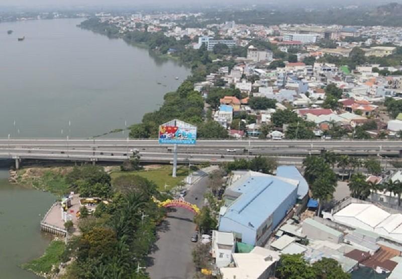 Đồng Nai xây hầm chui hơn 300 tỉ nối đường ven sông - ảnh 1