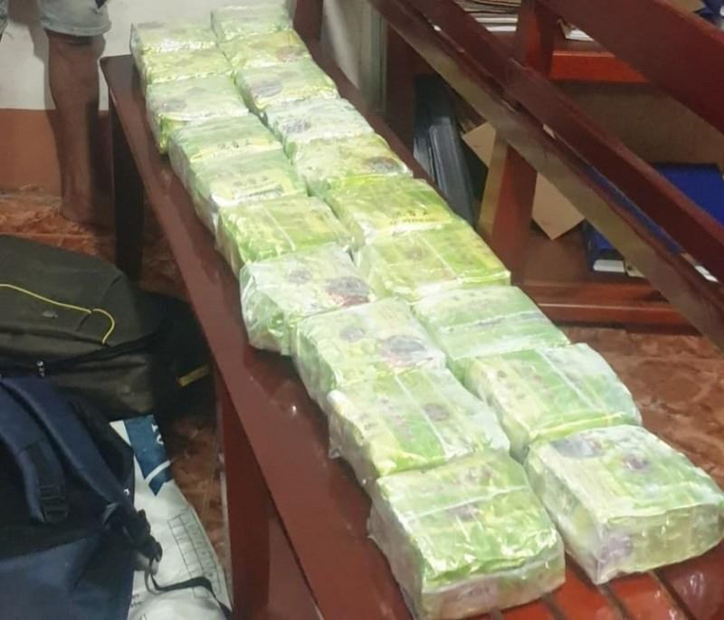 Đồng Nai: Thanh niên cất 2 ba lô ma túy trong khách sạn - ảnh 1