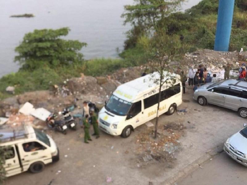 Tìm thấy thi thể vợ chồng bị lật xuồng trên sông Đồng Nai - ảnh 1