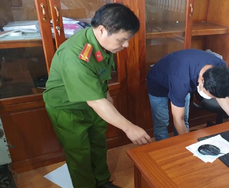 1 chủ cây xăng ở huyện Trảng Bom bị bắt liên quan vụ xăng giả - ảnh 2