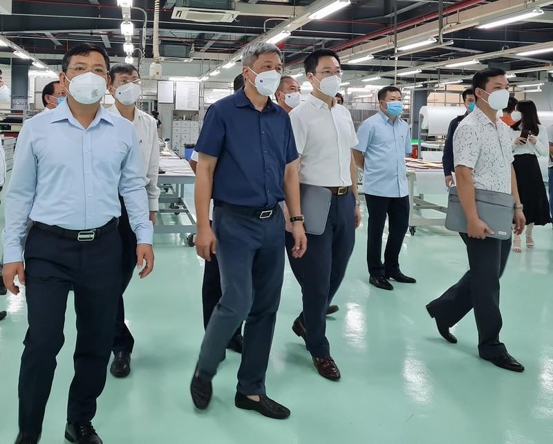 Thứ trưởng Bộ Y tế kiểm tra công tác phòng chống COVID-19 ở Đồng Nai - ảnh 2