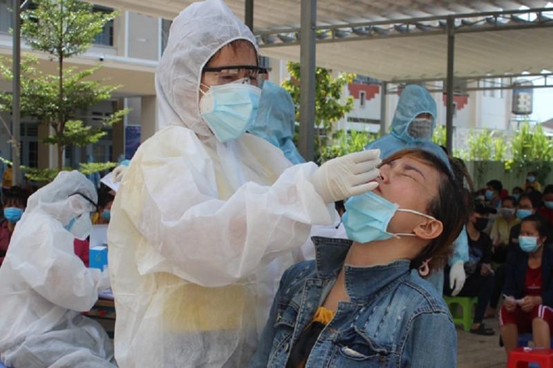Đồng Nai: Số ca nhiễm COVID-19 cao nhất từ đầu dịch, đã có 10 người tử vong - ảnh 1