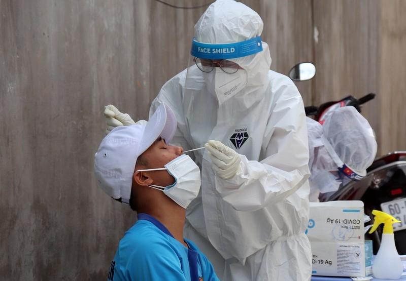 Đồng Nai vượt 5.000 ca nhiễm COVID-19, 23 người tử vong - ảnh 1