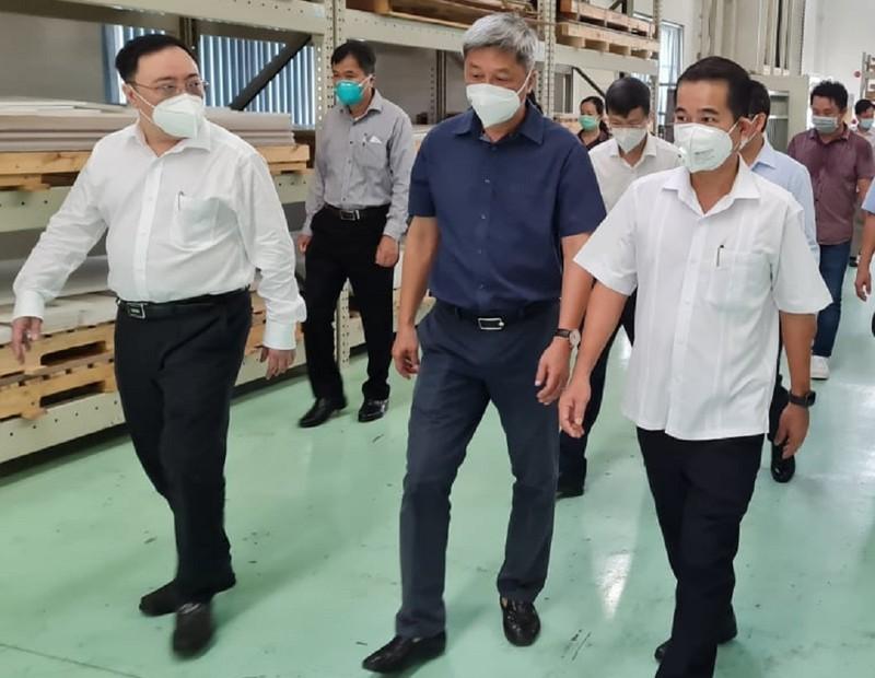 112 doanh nghiệp ở Đồng Nai có ca nhiễm COVID-19 - ảnh 1