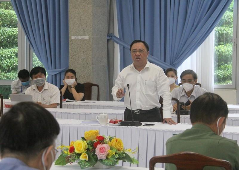 Chủ tịch Đồng Nai: Đừng để bệnh viện thành nơi cung cấp F0 ra cộng đồng - ảnh 2
