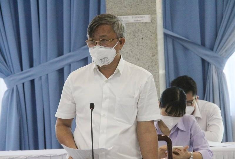 Chủ tịch tỉnh Đồng Nai: Thực hiện giãn cách ở TP Biên Hòa không tốt - ảnh 1