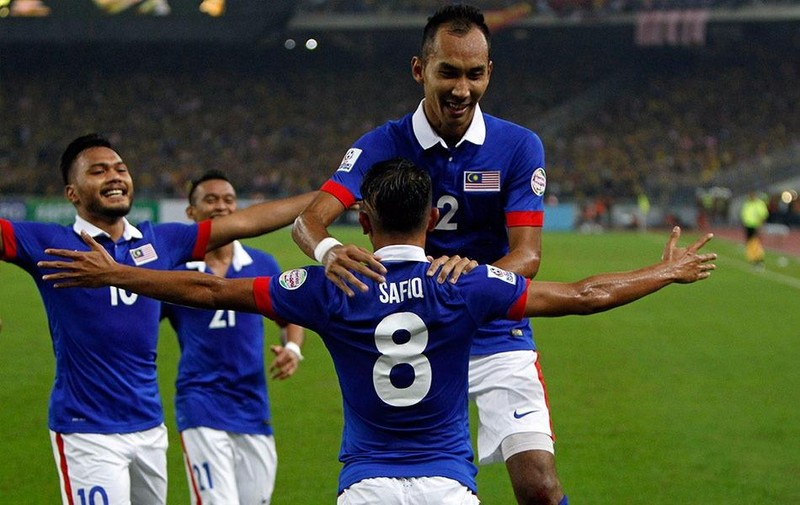 Tuyển Malaysia rối bời trước thềm AFF Cup 2016 - ảnh 1