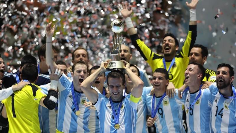 Argentina vô địch Futsal World Cup - ảnh 4