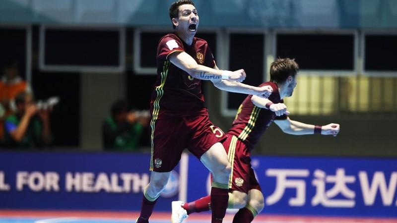 Argentina vô địch Futsal World Cup - ảnh 2