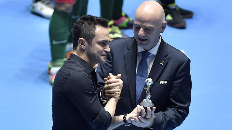 Argentina vô địch Futsal World Cup - ảnh 6