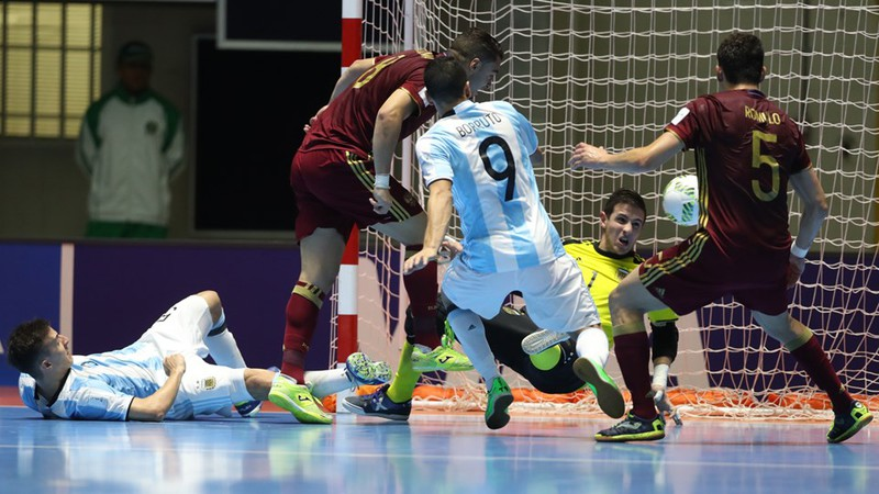 Argentina vô địch Futsal World Cup - ảnh 3