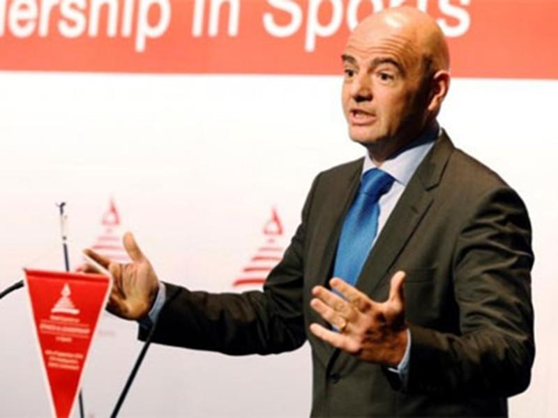Chủ tịch FIFA nêu ý tưởng táo bạo tại World Cup 2026 - ảnh 1
