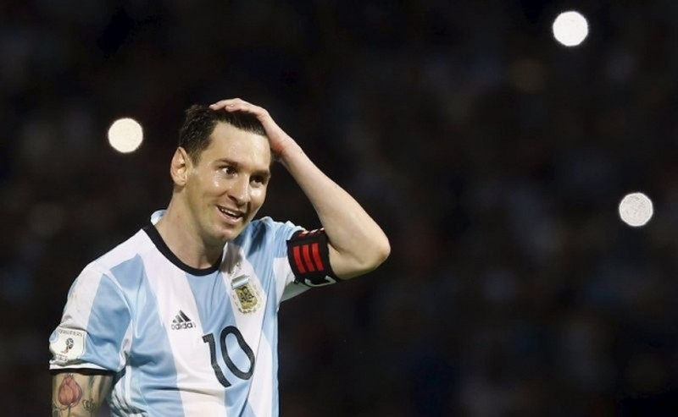 Messi hứa chia tay tuyển với tư cách vô địch thế giới - ảnh 1