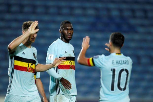 Pháp thắng, Benteke lập kỷ lục, Pogba ghi bàn - ảnh 2