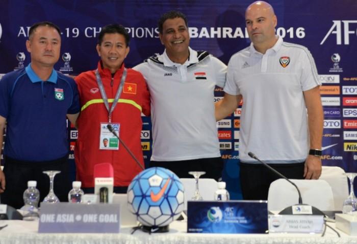 VCK U-19 châu Á: Thái bại trận, Việt Nam ra quân - ảnh 3