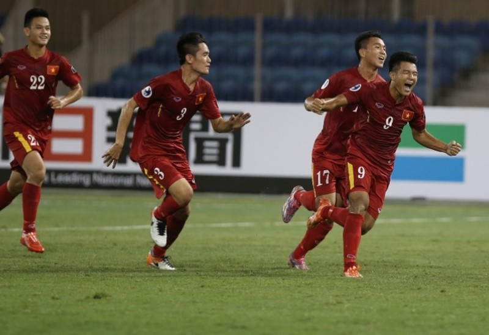 VCK U-19 châu Á: Việt Nam tạo cơn 'địa chấn' - ảnh 1