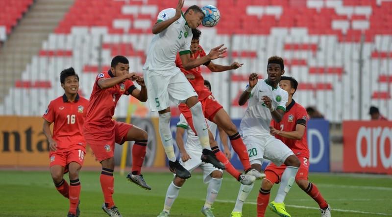 VCK U-19 châu Á: Thái Lan thua trận thứ 2 - ảnh 1