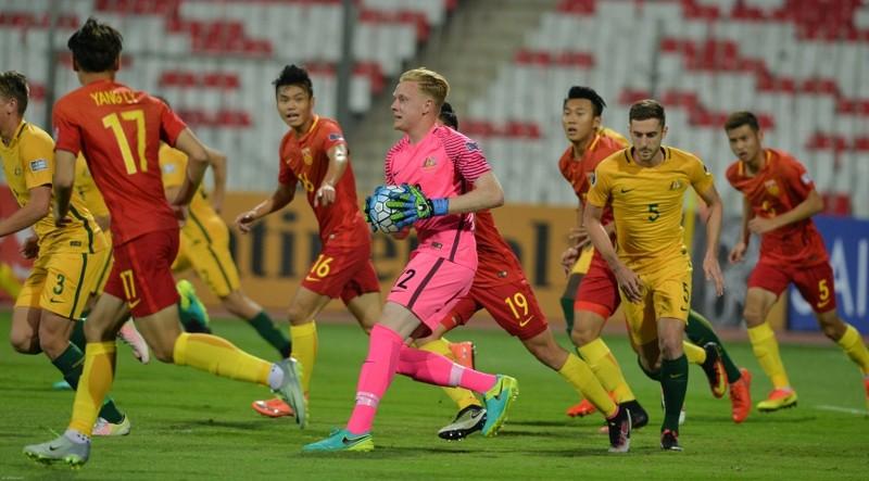 U-19 Trung Quốc bị loại ngay sau vòng bảng - ảnh 2