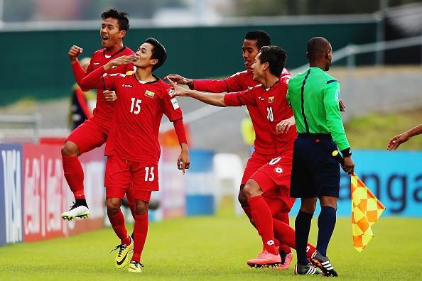 Đông Nam Á từng có những đội trẻ vào World Cup? - ảnh 1