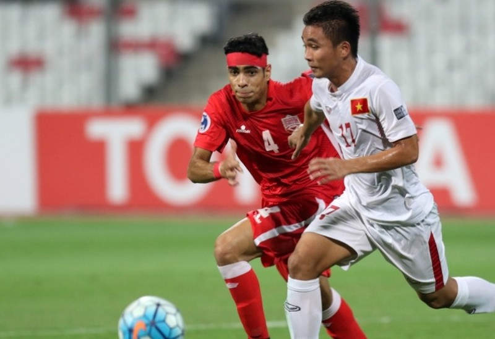 VCK U-19 châu Á: 'Mr Hoàng' lạc giọng khi tạo lịch sử - ảnh 1