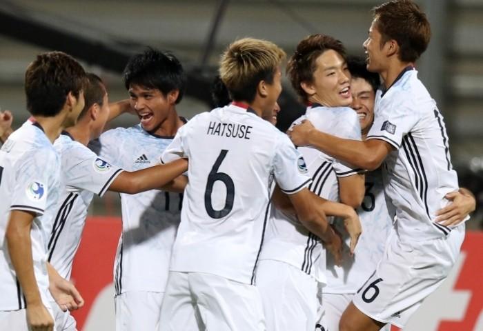 U-19 Việt Nam 0-3 U-19 Nhật: Uchimaru quá 'cáo già' - ảnh 1