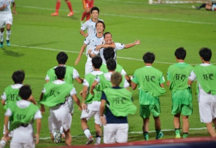 U-19 Việt Nam 0-3 U-19 Nhật: Uchimaru quá 'cáo già' - ảnh 2