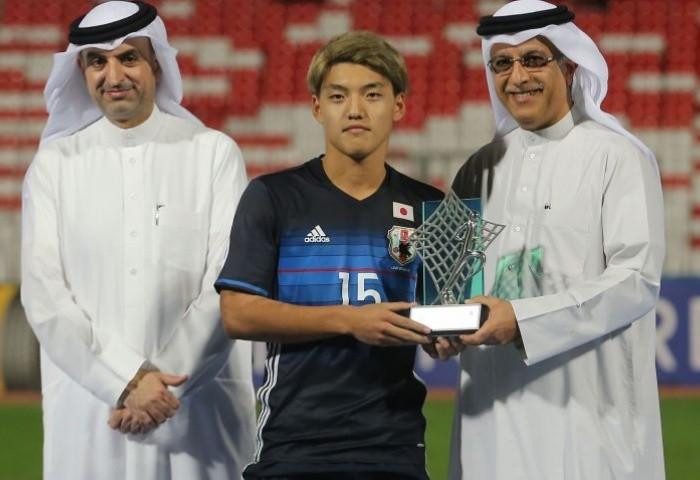 Doan Ritsu, cầu thủ xuất sắc nhất U-19 gốc Việt? - ảnh 1