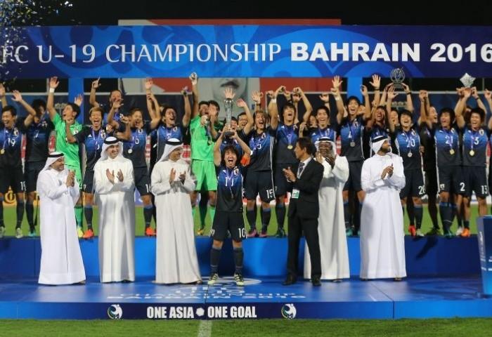Kết thúc VCK U-19 châu Á: Nhật lên ngôi châu Á - ảnh 1