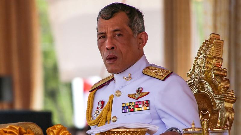 Vua mới của Thái Lan là một nhà thể thao tài năng - ảnh 1