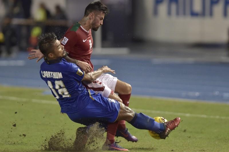 'Khoanh vùng' nhóm cầu thủ lai của Indonesia - ảnh 2