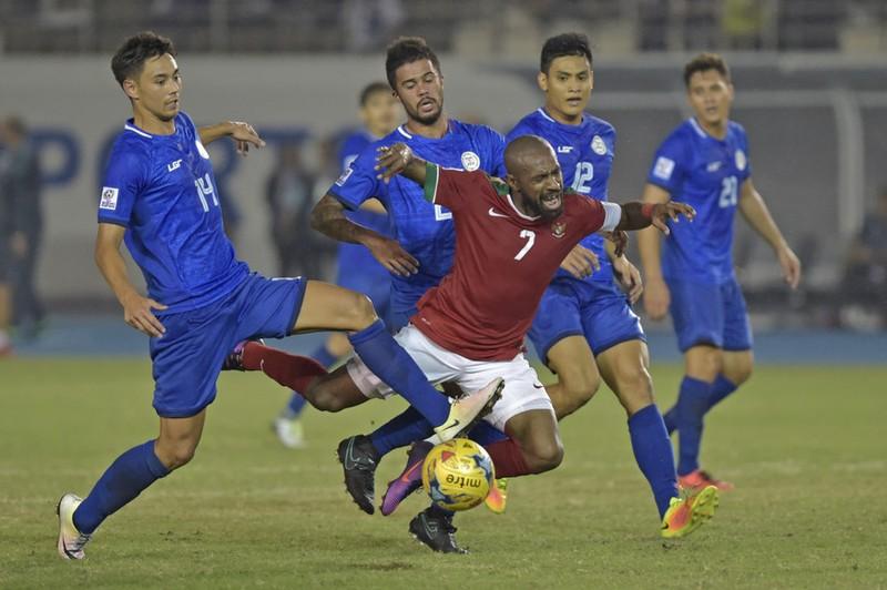 'Khoanh vùng' nhóm cầu thủ lai của Indonesia - ảnh 1