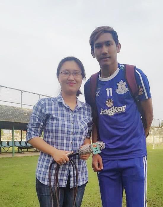 Chan Vathanaka 'quậy tung' BTV Cup - ảnh 3