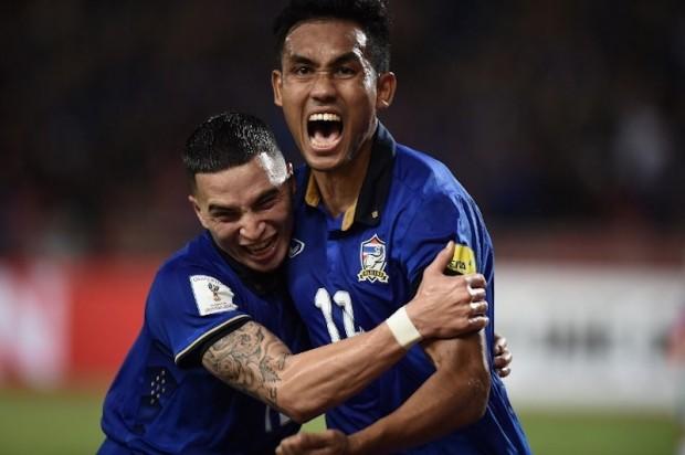 Myanmar - Thái Lan (0-2): Cữ tập nhẹ nhàng - ảnh 2
