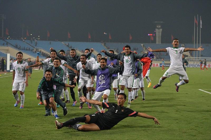 Đội tuyển Indonesia đá bản lĩnh hơn Việt Nam - ảnh 1