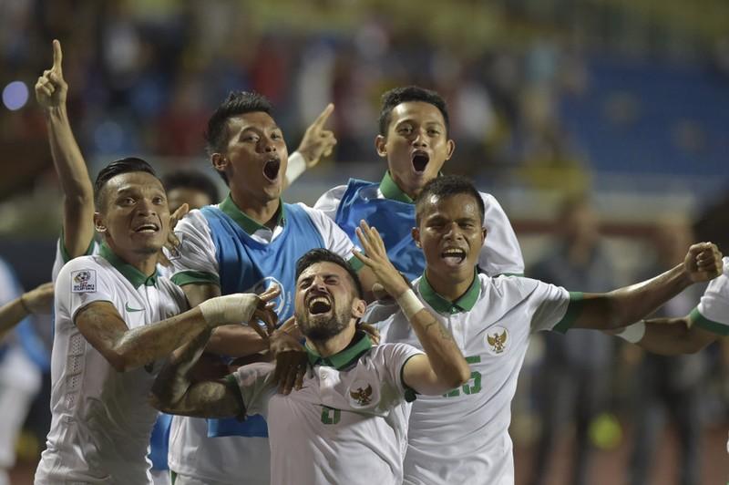 Lilipaly của tuyển Indonesia đã chơi như thế nào? - ảnh 1