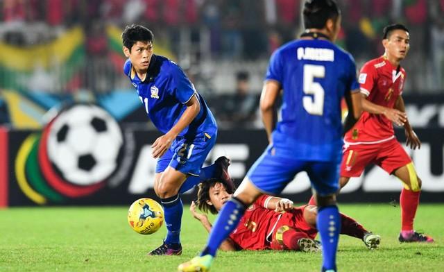 Thái Lan hẹn tái đấu Indonesia ở chung kết AFF Cup - ảnh 1