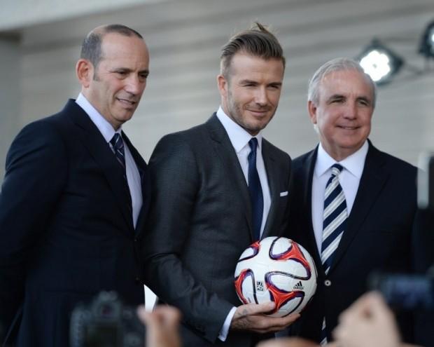 Đề án CLB bóng đá của Beckham có nguy cơ phá sản - ảnh 1
