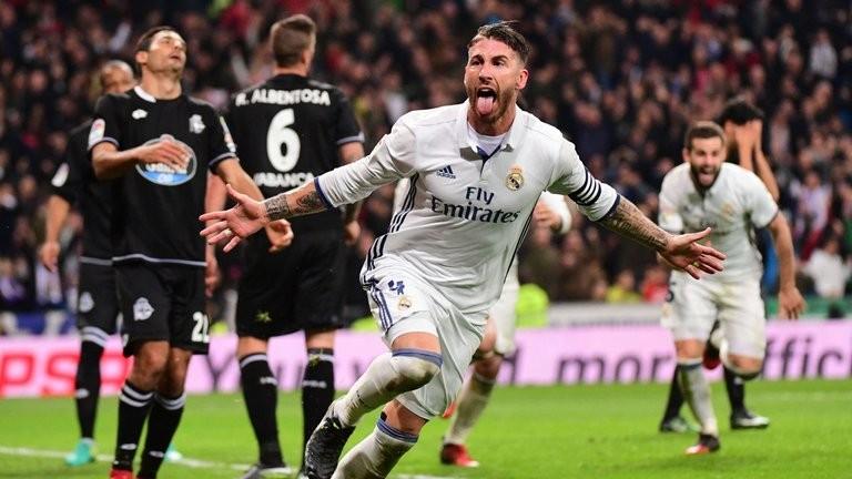 Ramos với hai bàn thắng để đời rồi sang Nhật - ảnh 1