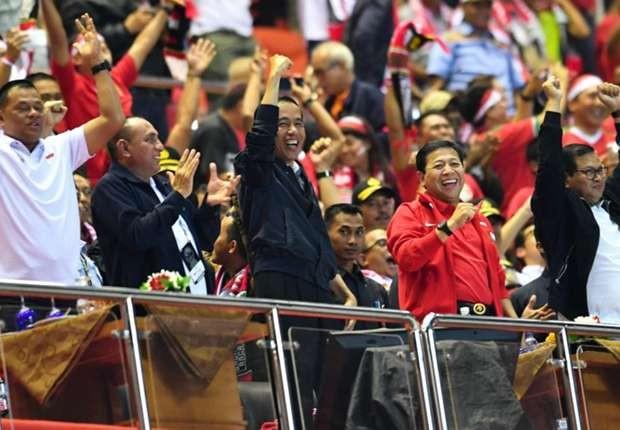 Tổng thống Widodo bùng nổ sau chiến thắng của Indonesia - ảnh 5